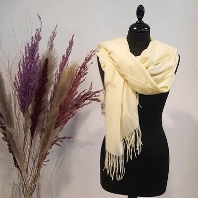 Sjaal creme