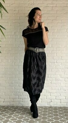 JdyMaci pleated skirt
