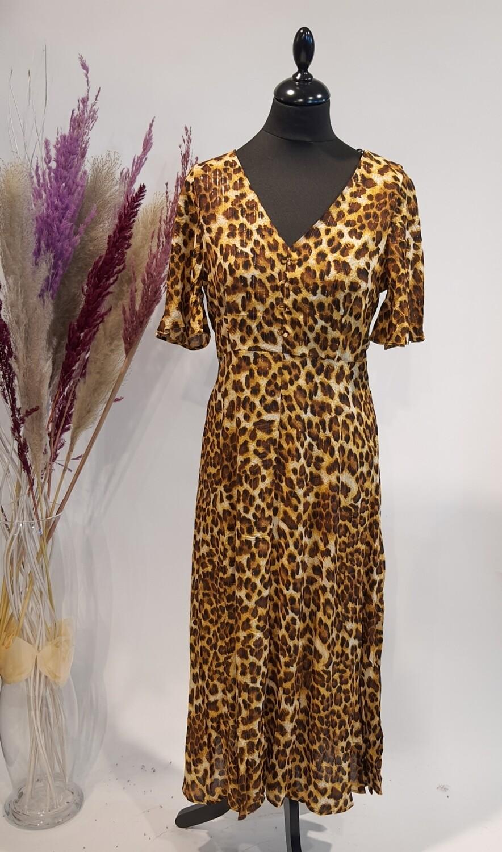 Jurk Leopard