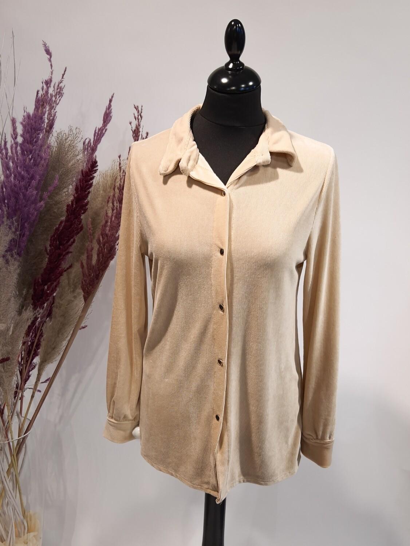 Hemd soft velvet