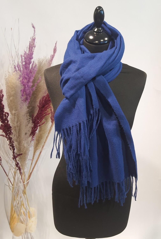 Sjaal Cobalt
