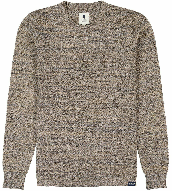 Sweater Burnt Amber