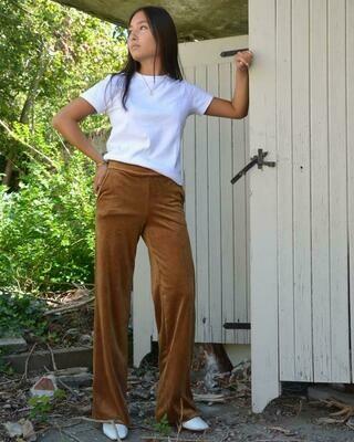 Lancio velvet pants