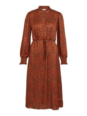ViRamdi Funkel Shirt dress