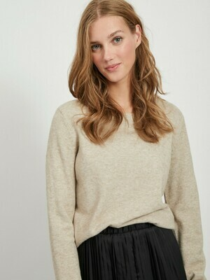 Viril O-neck knit