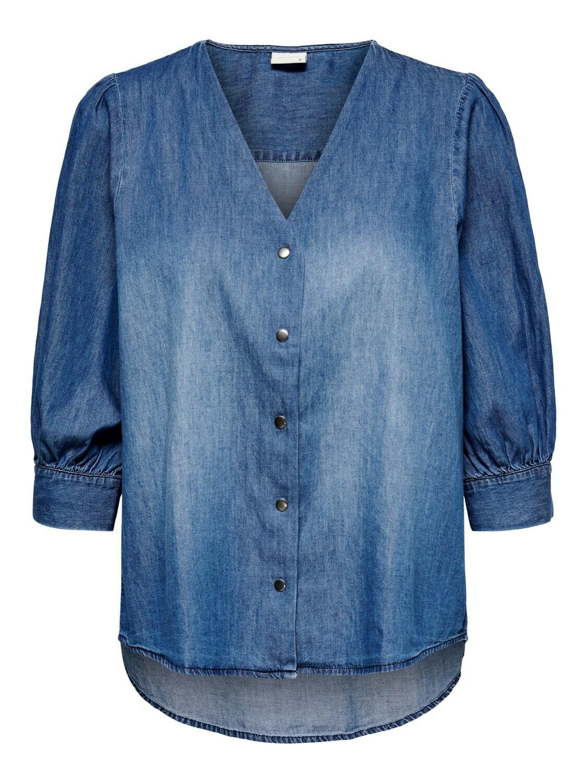 JdyOslo denim blouse