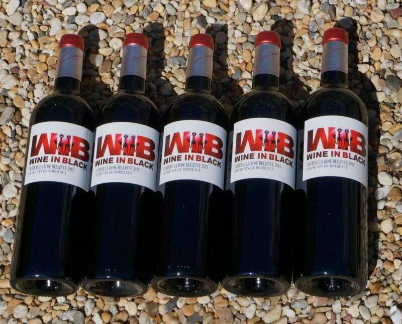 CHATEAU LA ROSE BELLEVUE – WINE IN BLACK 2016 – AOC BLAYE