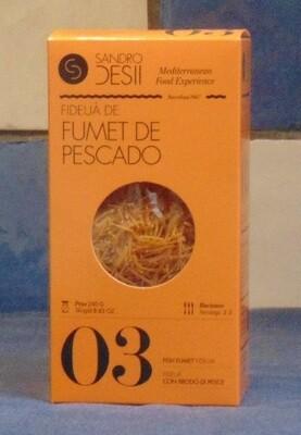 FIDEUÀ FUMET DE PESCADO (VISFUMET) – SPANJE (CATALUNIË)