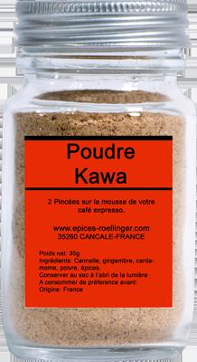 POUDRE KAWA – ROELLINGER