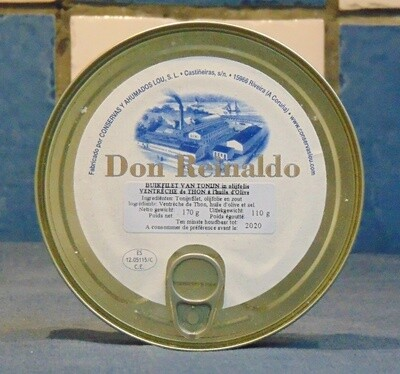 Tonijnbuikjes-Don Reinaldo