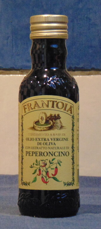 FRANTOIA – PEPERONCINO – (MANFREDI BARBERA) – SICILIË