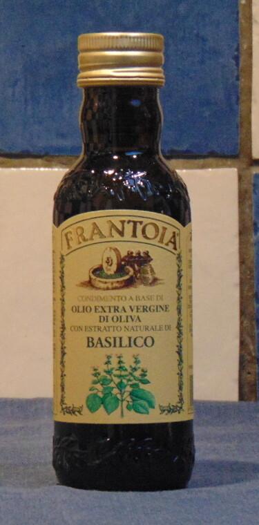 FRANTOIA – BASILICO – (MANFREDI BARBERA) – SICILIË