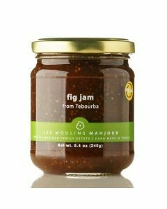 LES MOULINS MAHJOUB – FIG JAM