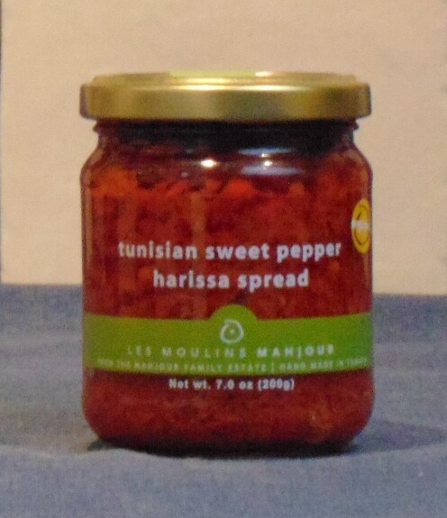 LES MOULINS MAHJOUB – SWEET PEPPER HARISSA SPREAD