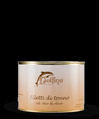 Filetti di Tonno XL (XL tonijnfilets)
