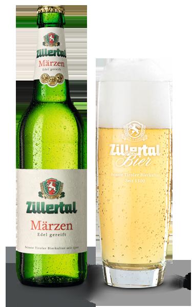 Märzen Zillertal Bier 0.50 l