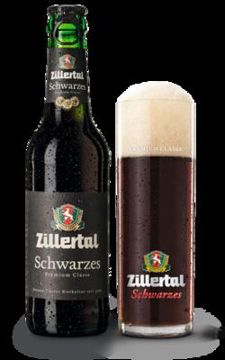 Schwarzes Zillertal Bier 0.33 l