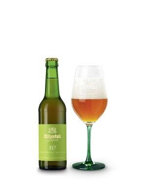 517 Dinkel-Weizen Zillertal Bier 0.33l