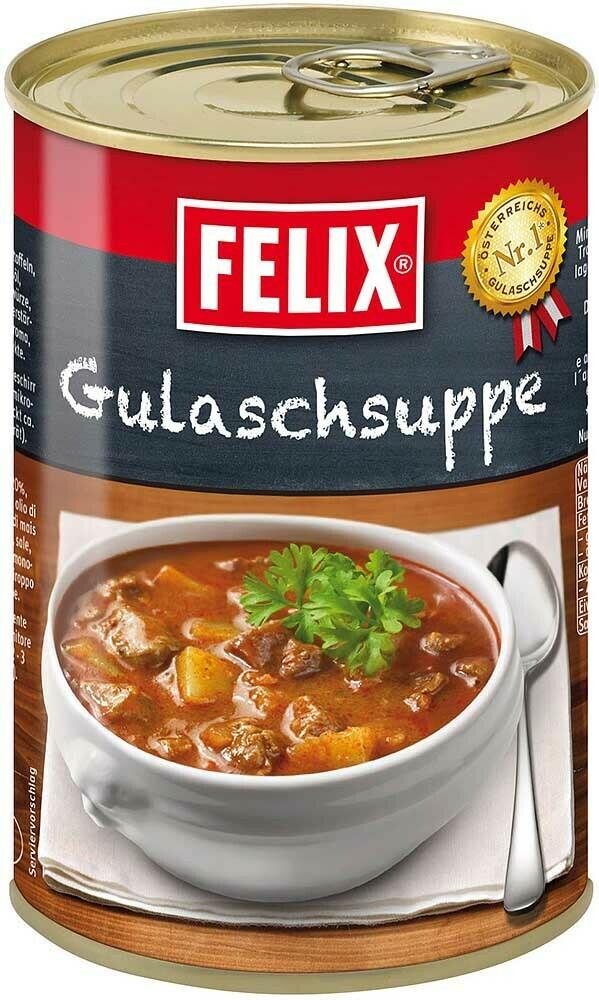Felix Gulaschsuppe 400 gr