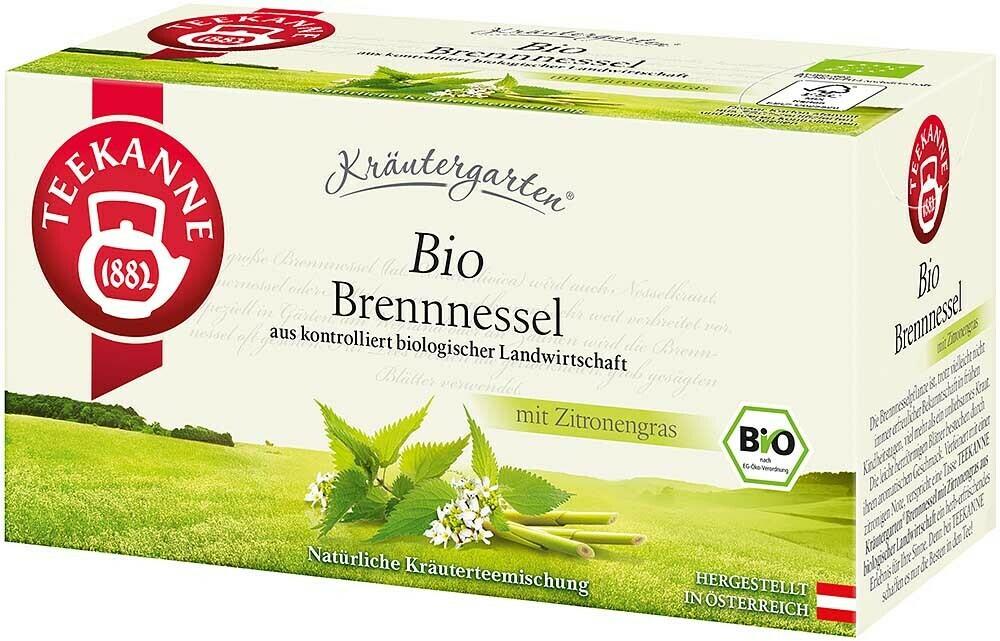Teekanne Bio Brennnessel
