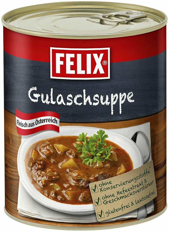 Felix Gulaschsuppe 800gr