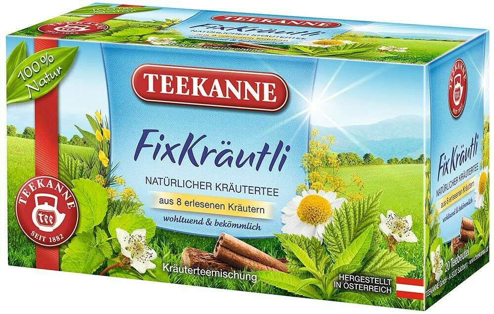 Teekanne FixKräutli