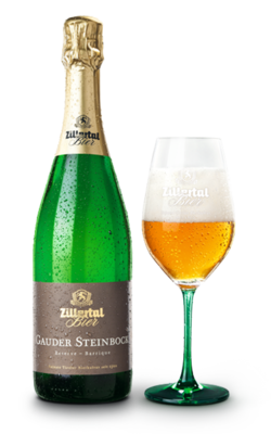 Gauder Steinbock Reserve Zillertal Bier 0.75 l