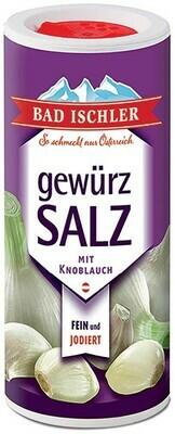 Bad Ischler Salz mit Knoblauch 90gr.