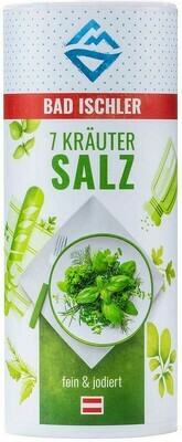 Bad Ischler 7 Kräuter Salz 135gr.