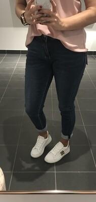 blauwe jeans toxik