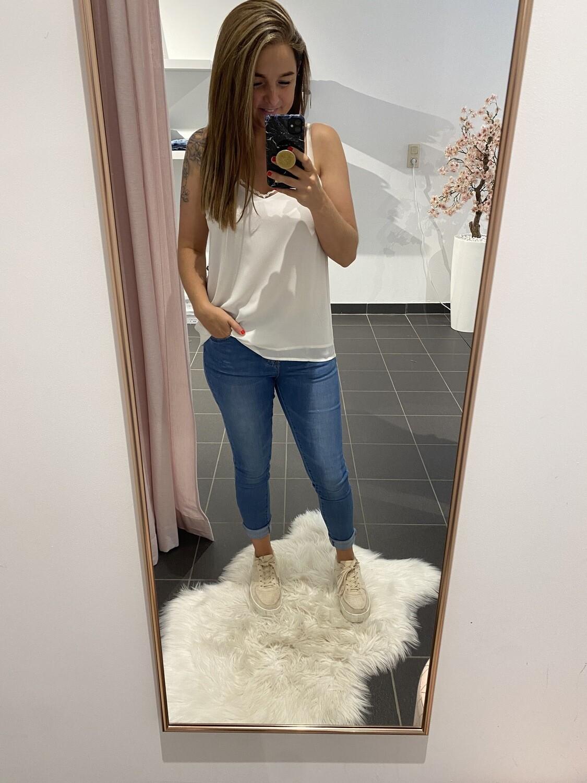 blauwe jeans