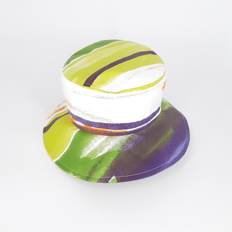 Bucket hoed met veel kleur - mt 56