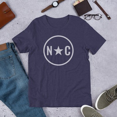 T-Shirt - North Carolina Shield