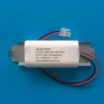 (2+2) x SC1800mAh 4.8V Ni-Cd HT 2Stick/S Plug C1+Brak B10