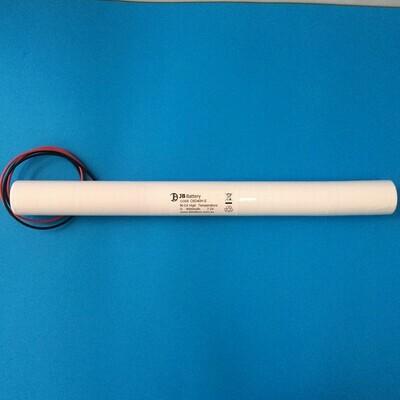 6 x D4000mAh 7.2V Ni-Cd HT Stick