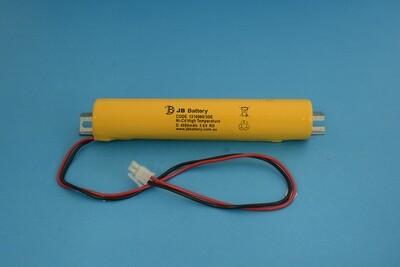 3 x D4000mAh 3.6V Ni-Cd HT Stick Plug C1+Brak B9
