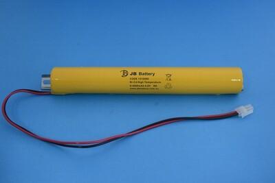 4 x D4000mAh 4.8V Ni-Cd HT Stick Plug C1+Brak B8