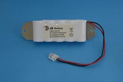 5 x SC1800mAh 6.0V Ni-Cd HT SBS Plug C1+Brak B3