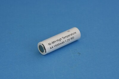 Single Cell AA1500mAh 1.2V Ni-MH HT