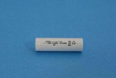 LiFePO4 Single Cell IFR14500MUB 3.2V 600mAh