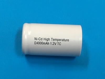 Single Cell D4000mAh 1.2V Ni-Cd HT