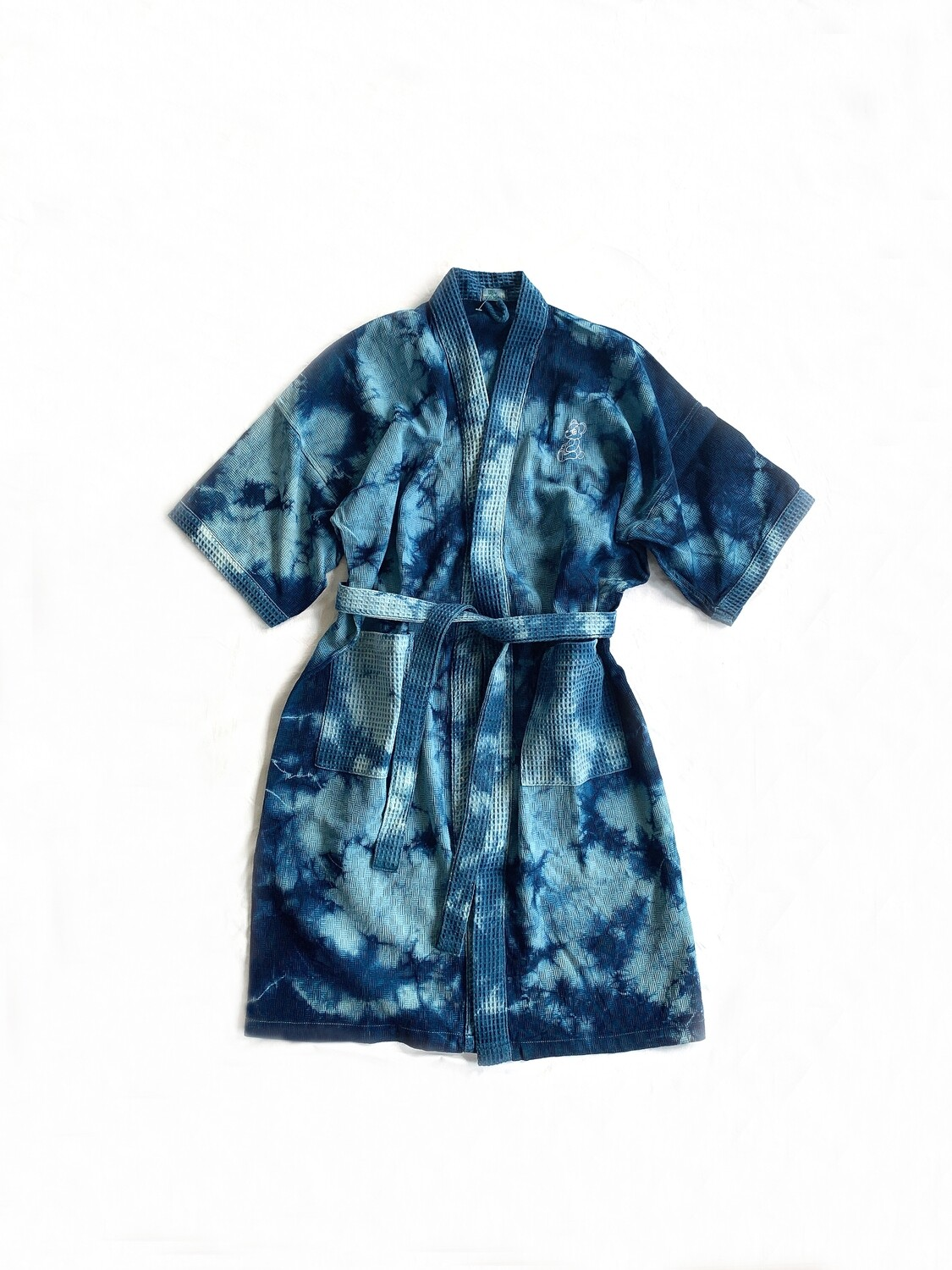 ORGANIC COTTON BATH ROBE
