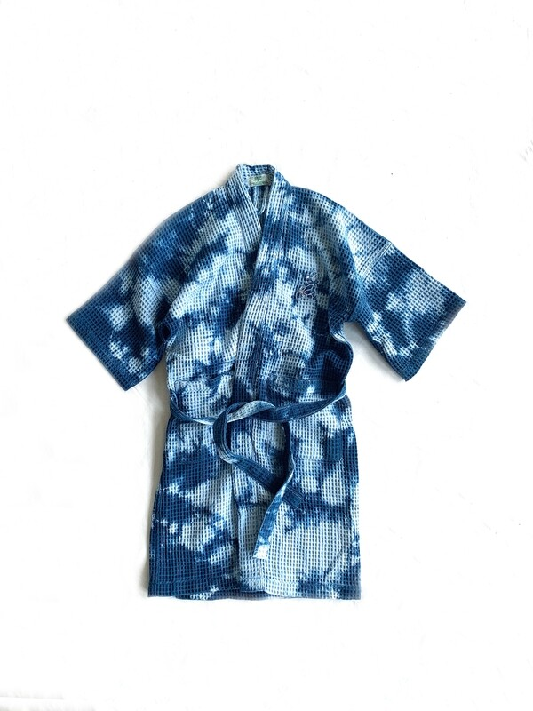ORGANIC COTTON BATH ROBE KIDS