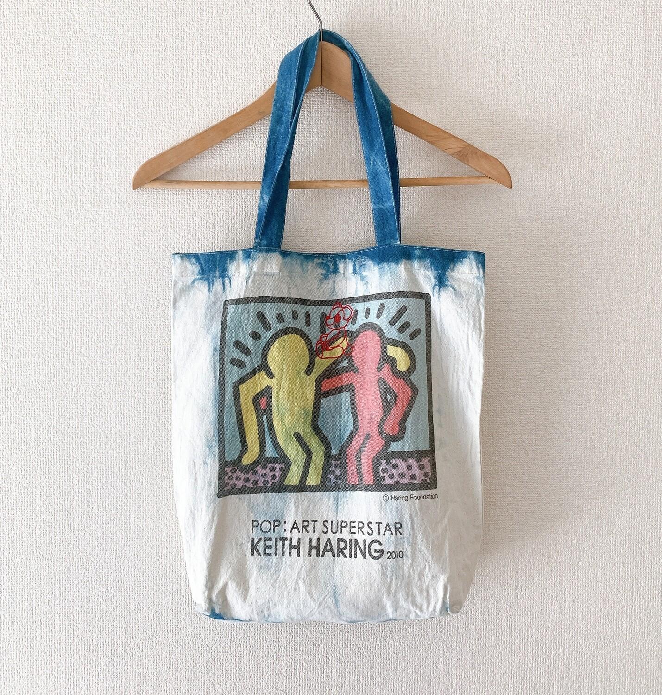 キース・ヘリング/Keith Haring トートバッグ