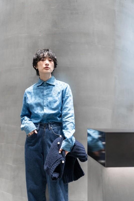 ato/アトウ ドットシャツ