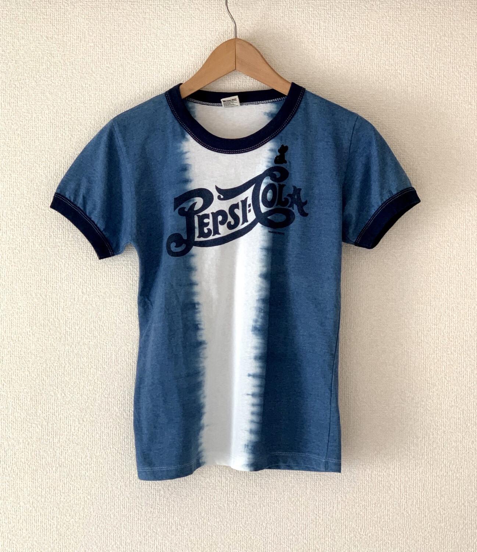 デッドストック PEPSI Tシャツ