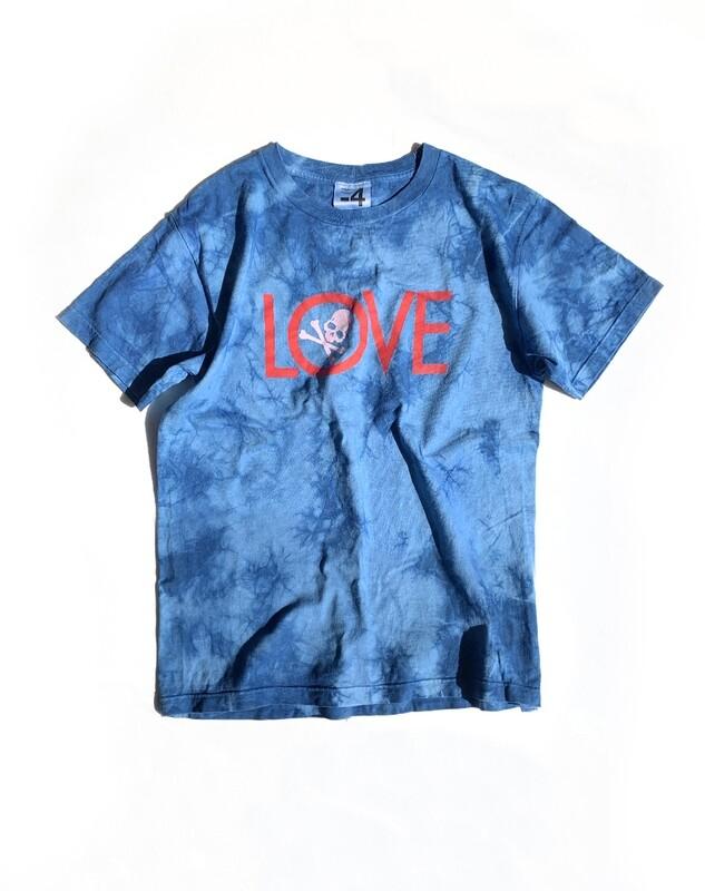 mastermind JAPAN/マスターマインドジャパン LOVE Tシャツ