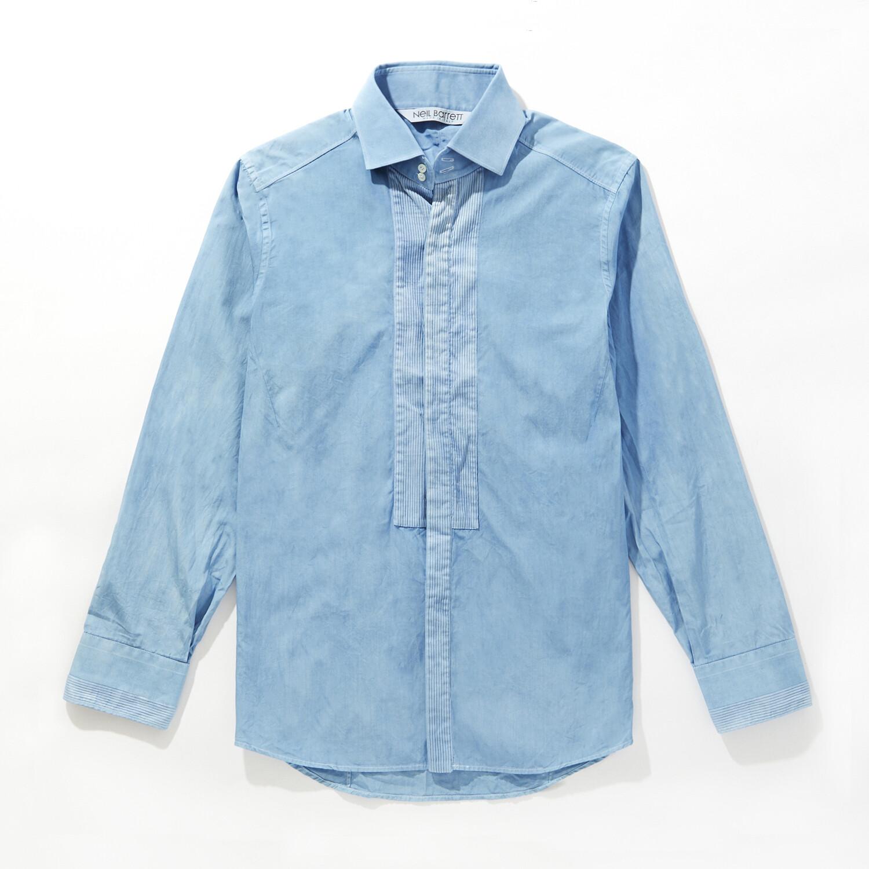 NeIL Barrett/ニール バレット  ピンタックシャツ