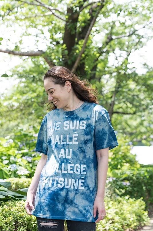 MAISON KITSUNE / メゾンキツネ  Tシャツ Lサイズ