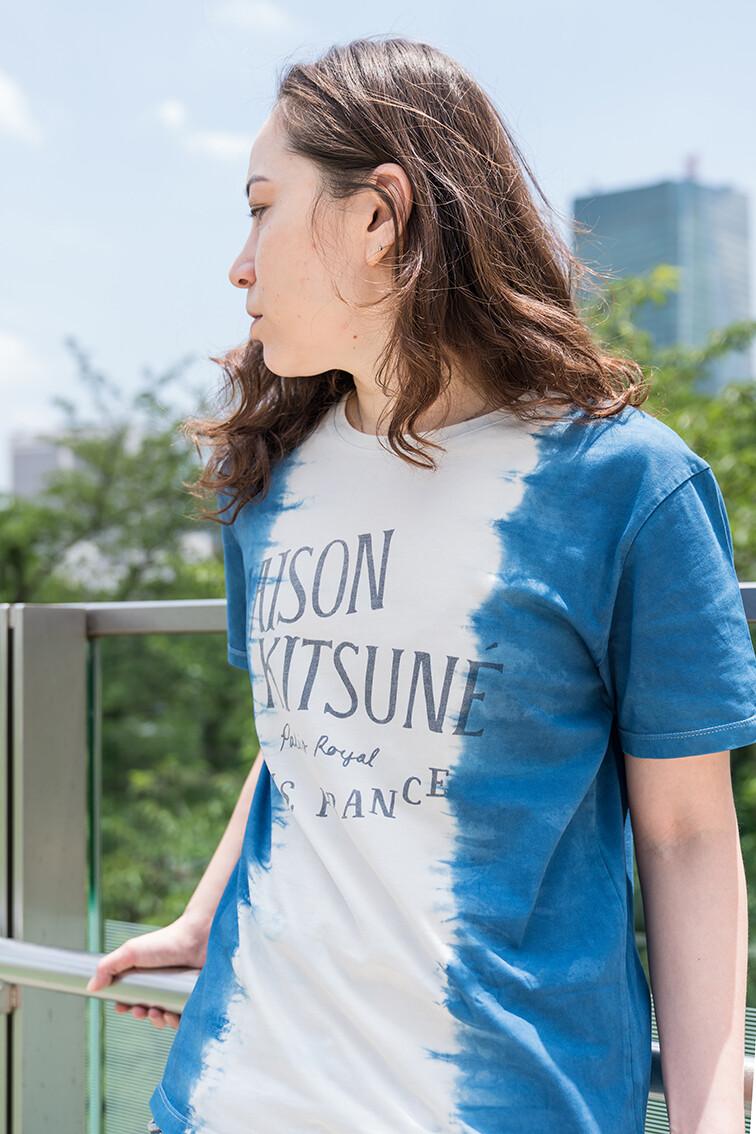 MAISON KITSUNE / メゾンキツネ  Tシャツ